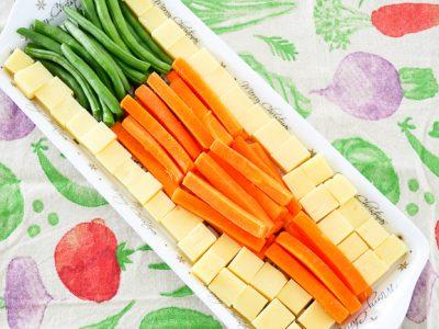 Carroty Snack Platter