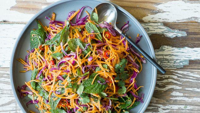 vietnamese-carrot-shred-salad
