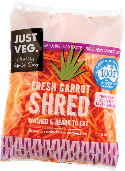 Just-Veg-Shred-300g
