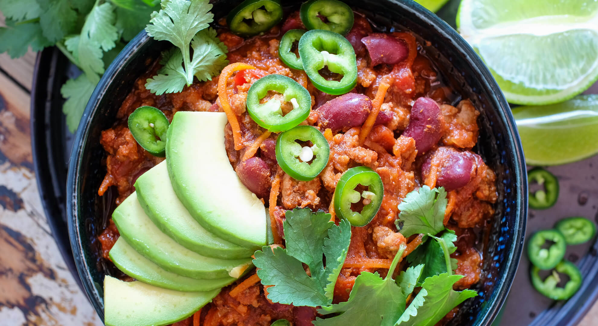 Just Veg Chilli Con Carne Recipe
